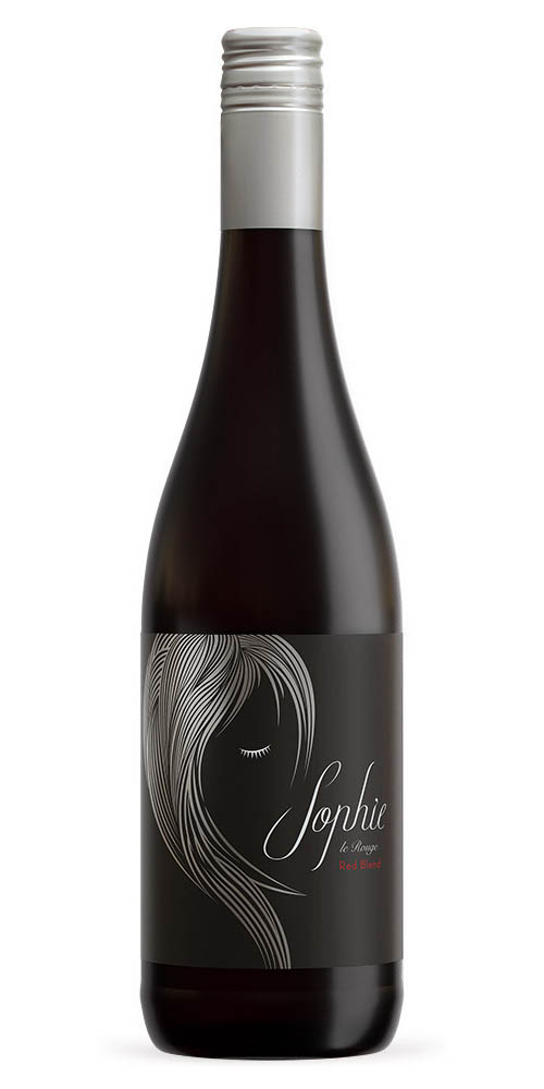 Sophie le Rouge, red blend by Iona